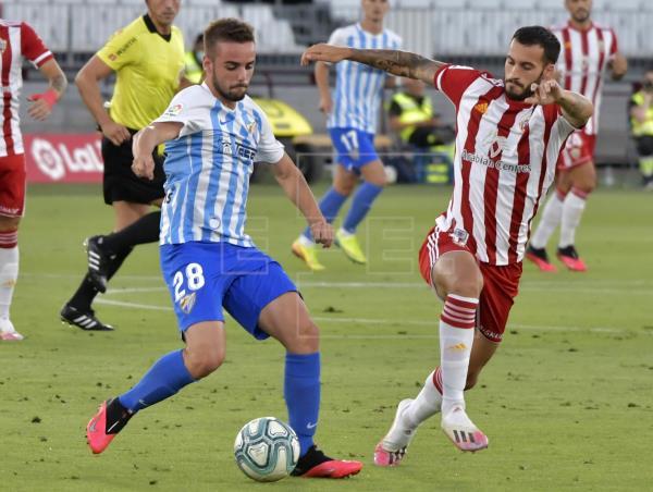 0-0. Un Almería sin ideas cede el tercer puesto