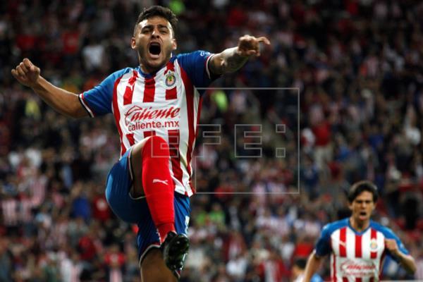 4-3.  Guadalajara bat l'Amérique et entre dans la finale de la Coupe du Mexique |  Réseaux sociaux sportifs