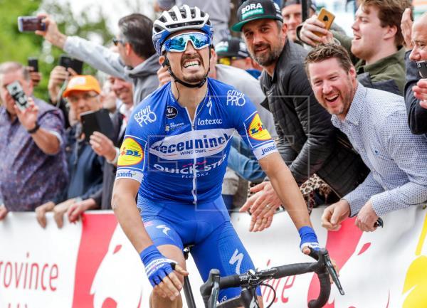 Alaphilippe, Sagan o Nibali abren temporada de clásicas en la Strade Bianche