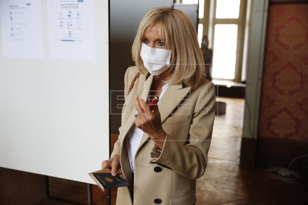 Brigitte Macron: tengo que tener mucho cuidado con cualquier cosa que diga