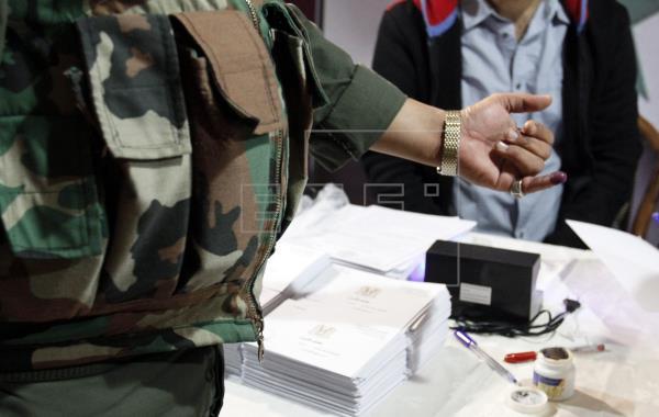 Bureaux de vote ouverts pour les élections législatives en Syrie |  Monde