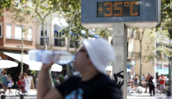 Canicule en Espagne: recommandations pour les températures élevées