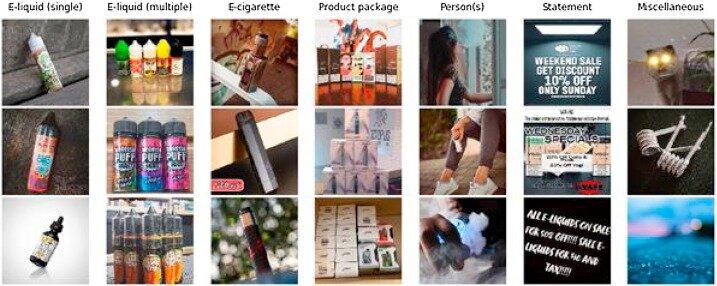 Comment les entreprises de vapotage utilisent Instagram pour commercialiser les jeunes
