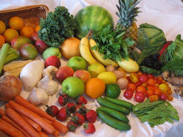 Consommation plus élevée de fruits, de légumes et de grains entiers liée à un risque plus faible de diabète