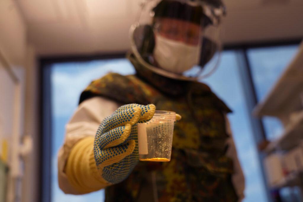 De nouveaux matériaux explosifs pour apporter des munitions non toxiques