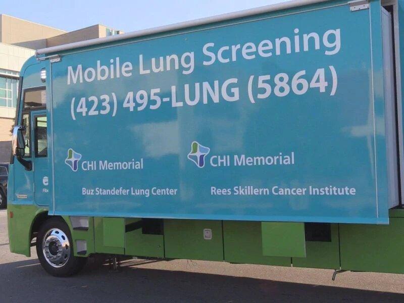 Des écrans pulmonaires qui sauvent des vies prennent la route