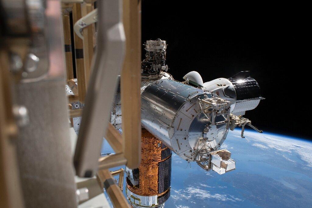 Deux astronautes américains rentreront à bord du vaisseau SpaceX le 2 août