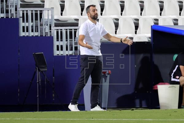 """Diego Martínez dice que para ganar tienen que hacer """"un partido perfecto"""""""