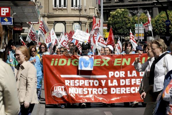 Digitex Informática anuncia 451 despidos en España, según el sindicato CGT