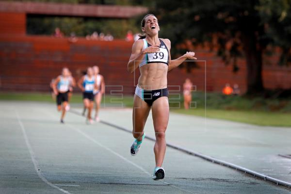 Esther Guerrero pulveriza el récord de España de los 2.000 metros