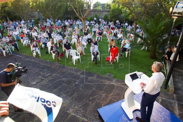 "Feijóo pide demostrar que ""Galicia vota aunque haya pandemia"""