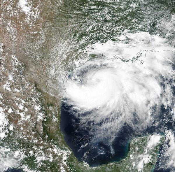 Hanna se convierte en el primer huracán del Atlántico este año