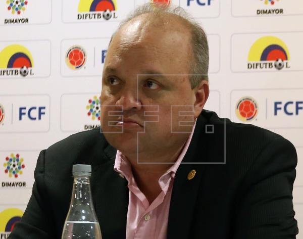 Jorge Vélez deja de ser el presidente de la División Mayor del fútbol colombiano