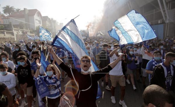 La AFE solicitó a LaLiga la suspensión del resto de partidos