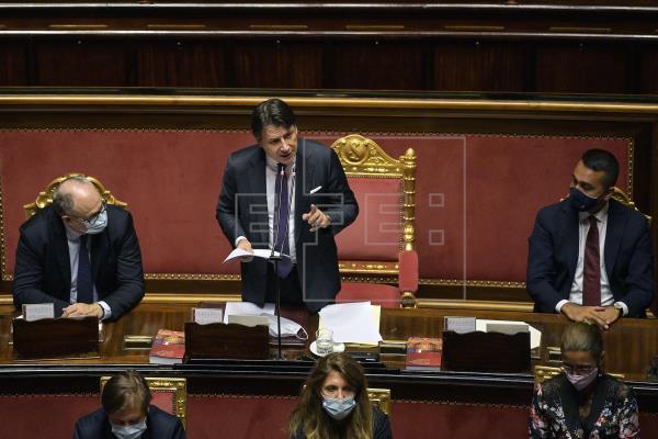 Italia prevé desviar aún más su déficit hasta el 11,9 % del PIB en 2020