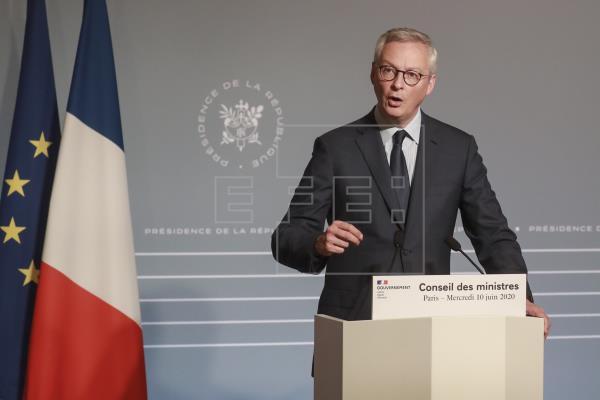 La France soutient Calviño pour présider l'Eurogroupe |  Économie