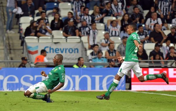El colombiano Mosquera promete darlo todo al León en el torneo Apertura