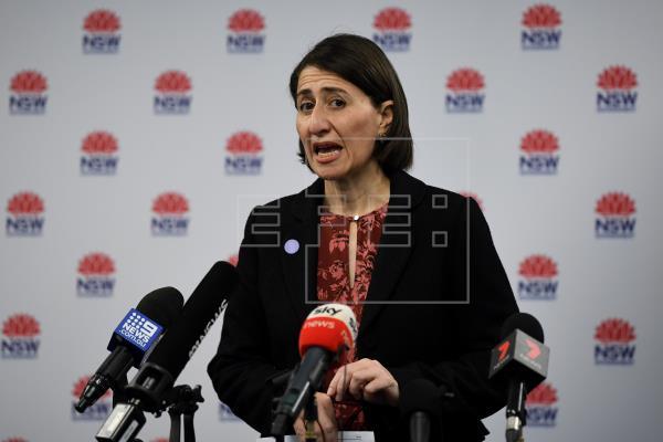 Nueva Gales del Sur cobrará 2.650 dólares a los viajeros por sus cuarentenas