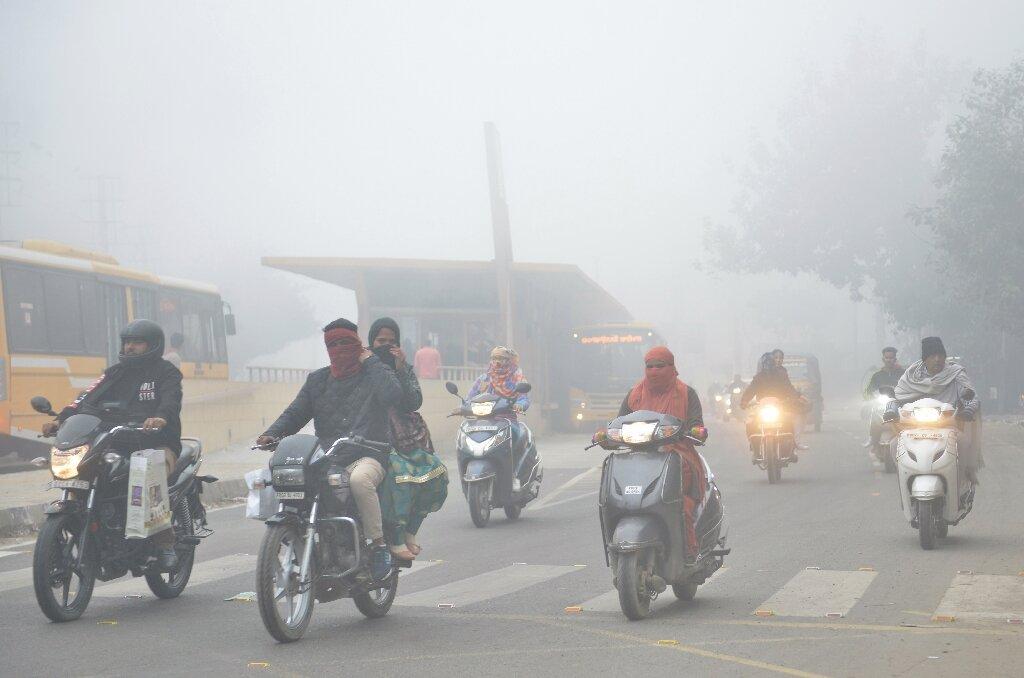La pollution atmosphérique est le `` plus grand risque '' pour l'espérance de vie mondiale