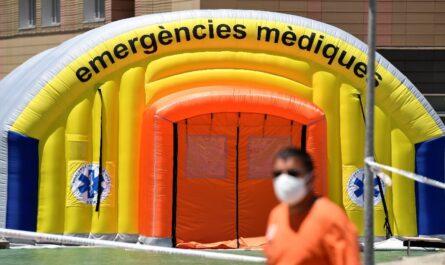 La région d'Espagne ordonne le verrouillage alors que les infections mondiales s'accélèrent