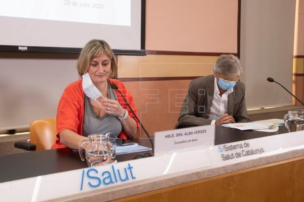 Mejora la situación epidemiológica de Lleida y se establiza la de Barcelona