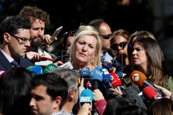 El abogado de Vela reclama a Madrigal 30.000 euros por el recurso ante el Supremo