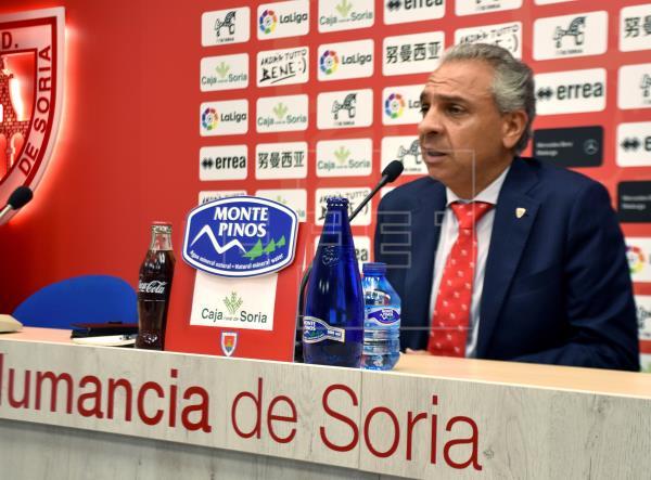 El descendido Numancia pide un Segunda División con 24 equipos