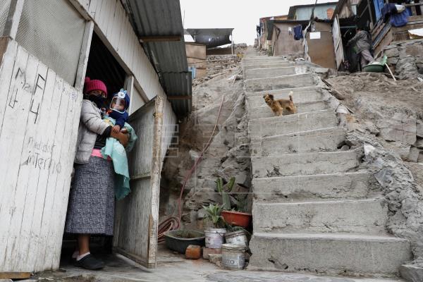 Perú alcanza 345.537 casos acumulados de COVID-19 al sumar casi 4.000 nuevos