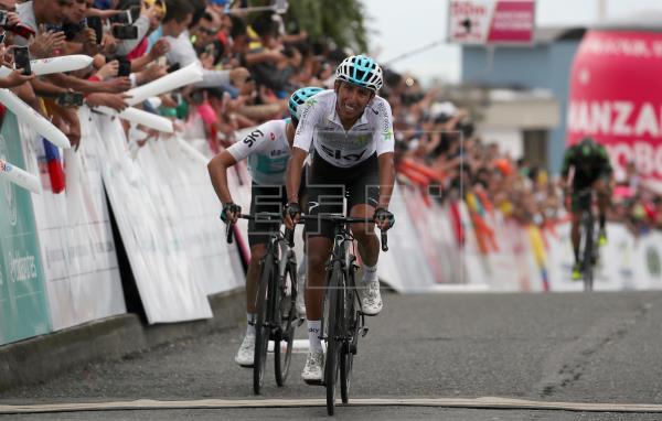 El campeón del Giro sub'23 encabeza la selección colombiana en el Tour del Porvenir