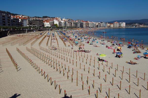 Repunta el número de casos por coronavirus en Galicia hasta los 217