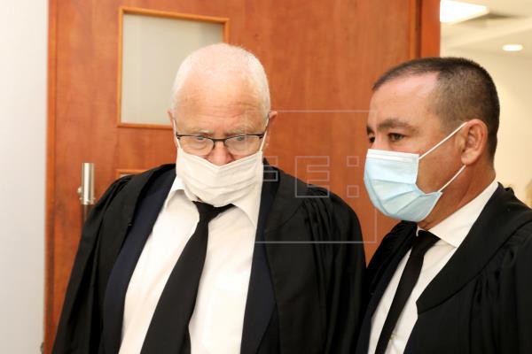 Continúa el juicio contra Netanyahu y abogado pide aplazamiento por la COVID