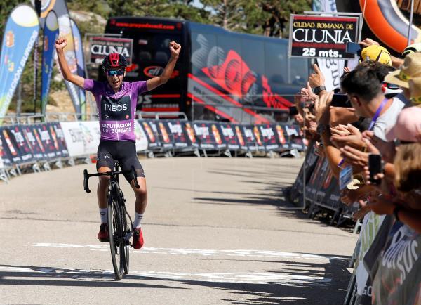 La vuelta a Burgos estrenará el calendario de la Unión Ciclista Internacional