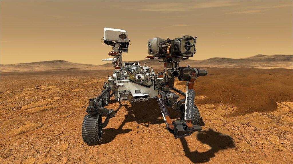 Le rover Mars Perseverance `` part pour le lancement '', déclare la NASA