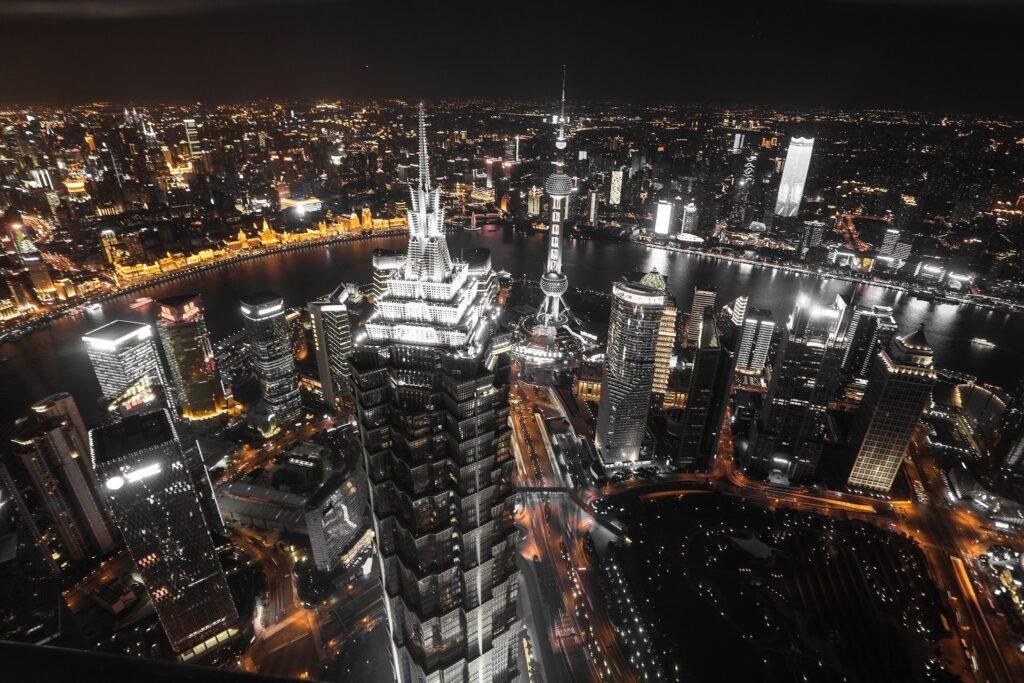 Le verrouillage a vu une baisse modeste de la pollution atmosphérique en Chine