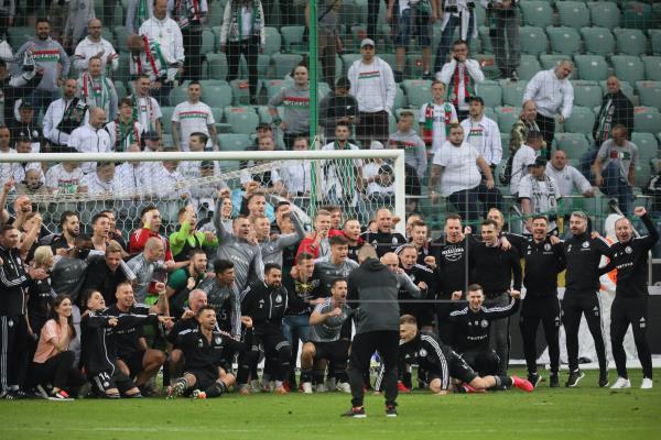 El Legia Varsovia conquista su decimocuarto título