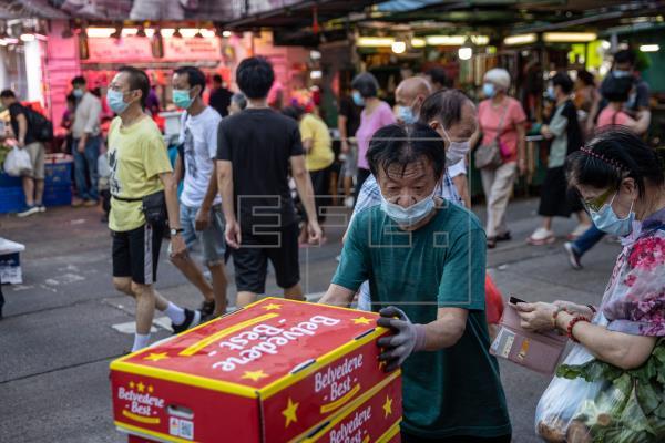 El rebrote de Xinjiang deja otros 13 nuevos contagios, 16 en total en China