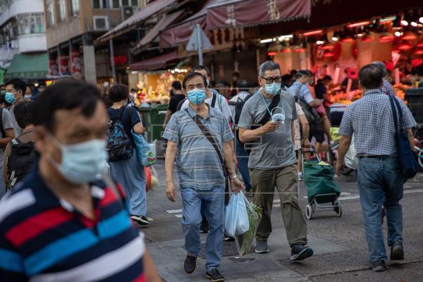 El rebrote de Xinjiang, con 16 nuevos contagios, eleva el total en China a 22