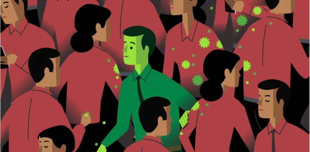 Les «empreintes génomiques» nous aident à retracer les épidémies de coronavirus.  Qu'est-ce que c'est et comment est-ce que ça marche?