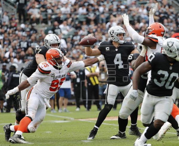 Los Browns están cerca de darle forma a un contrato al corredor Garrett