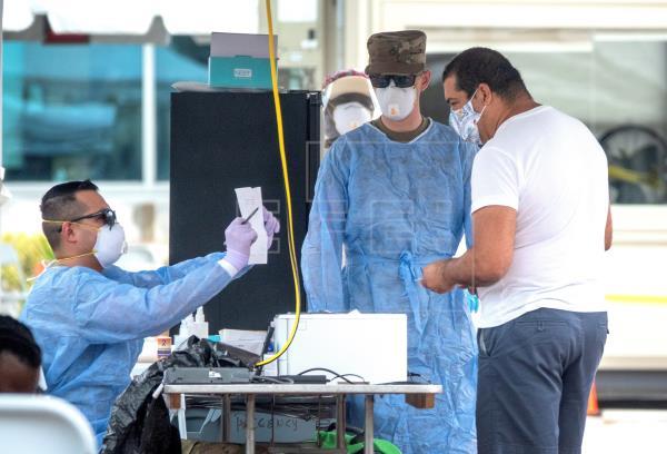 Estados Unidos supera los cuatro millones de casos de coronavirus