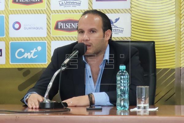 Los clubes de Ecuador devuelven el respaldo a Francisco Egas como presidente de la FEF