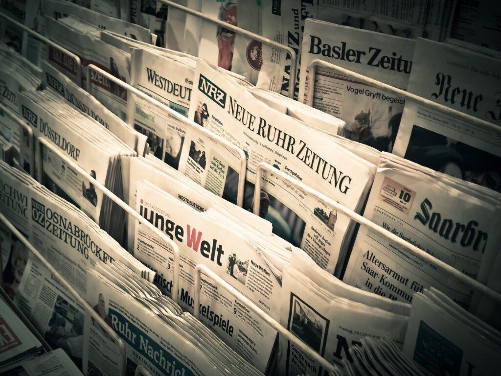 Les déclarations d'action contre le climat ont plus de visibilité dans la couverture de l'actualité, selon une étude