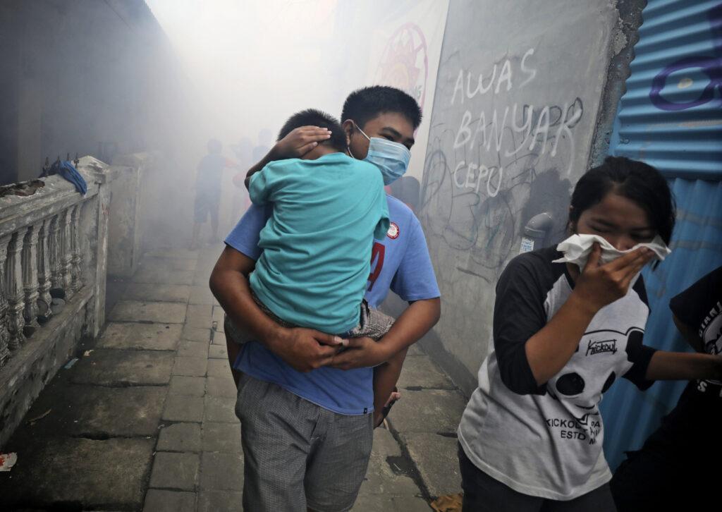 Les efforts de prévention de la dengue étouffés par la pandémie de coronavirus