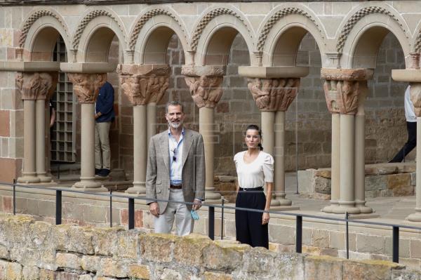 Los reyes visitan este viernes La Rioja en el ecuador de su gira autonómica