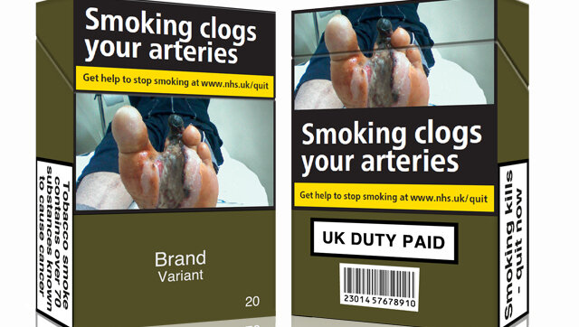 Les ventes de cigarettes diminuent de 20 millions par mois après l'avènement de l'emballage standardisé