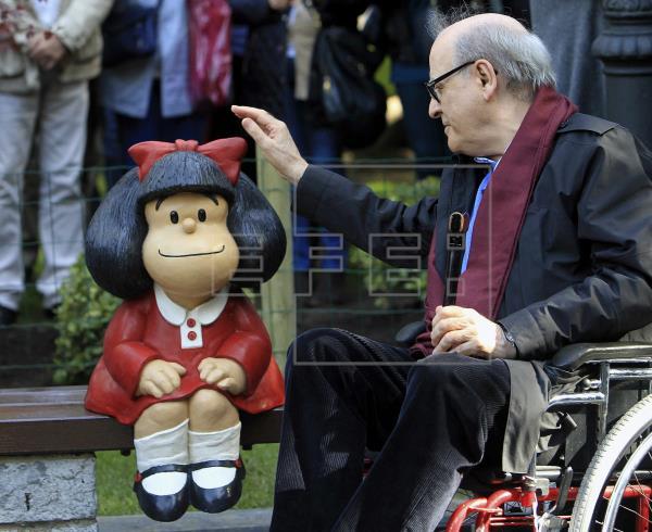 Mafalda, 50 años en España gracias a Esther Tusquets