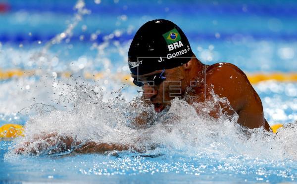 Medallista brasileño, impedido de entrenar en Portugal por el coronavirus