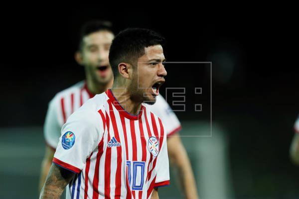 El paraguayo Sergio Díaz promete goles y ayudar en el ataque del América