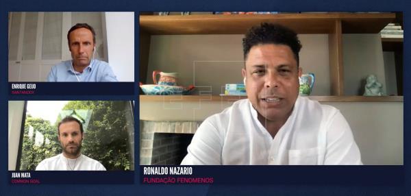 """Ronaldo: """"Los jugadores están cada vez más comprometidos"""""""