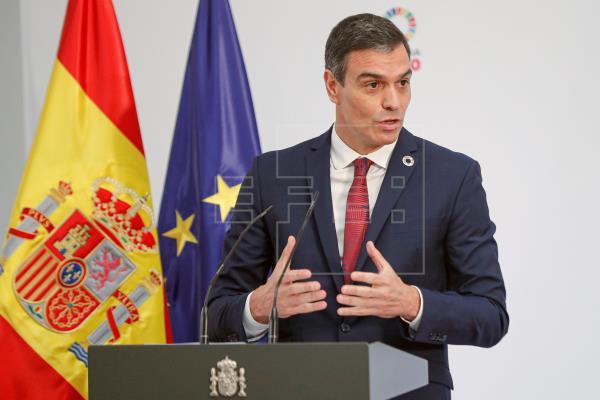 Sánchez explica mañana en el Congreso qué objetivos tendrá el fondo europeo